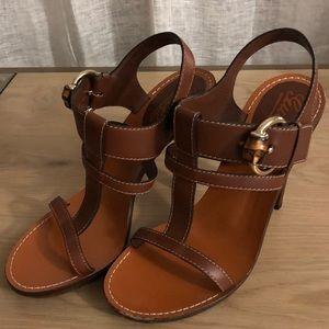 Gucci heels sz40